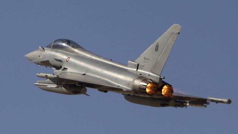 POMMUUDIS: Hispaania hävitaja lasi Eesti õhuruumis kogemata raketi välja