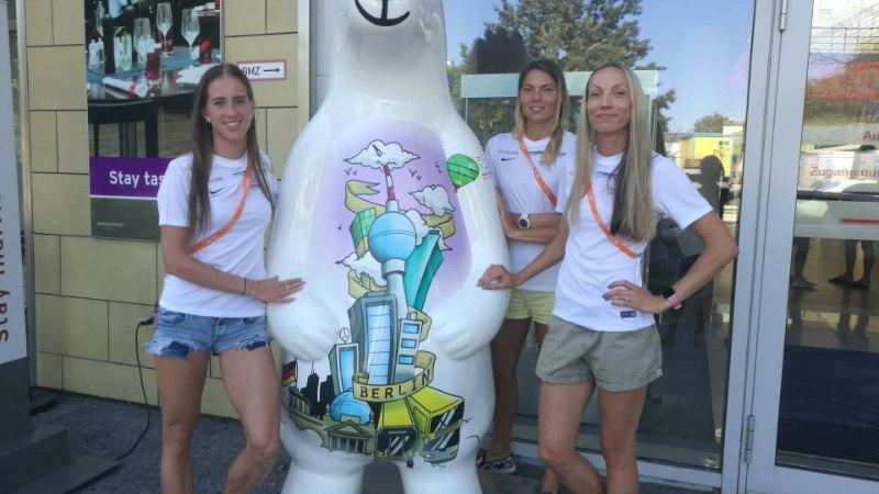 ÕL BERLIINIS | Kolmikhüppajad unistavad rekorditest ja lõppvõistlusest, Haasa segab seljamure