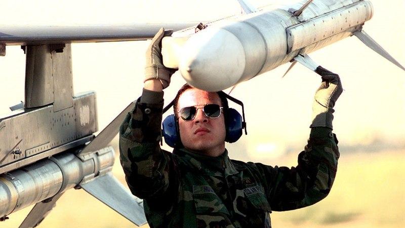 ВВС Эстонии ищут нечаянно выпущенную боевую ракету: смотри, как она выглядит
