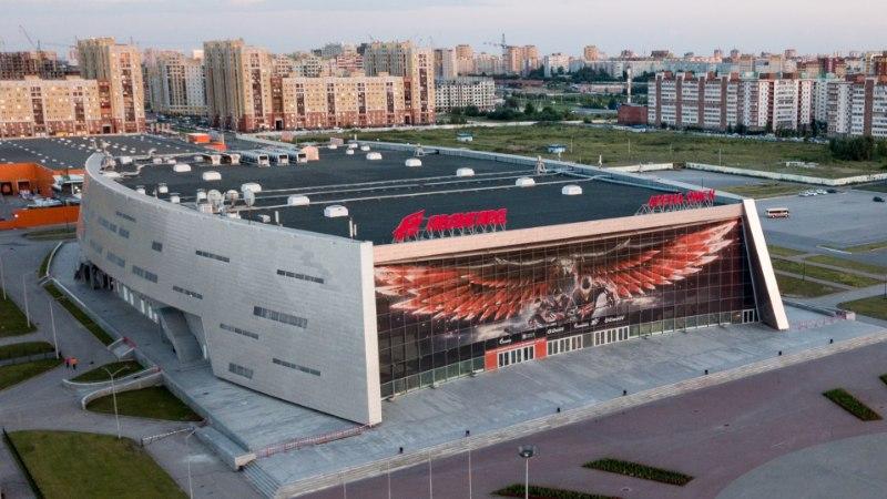 VÕIMALIK VAID VENEMAAL: vaata, millisel põhjusel peab KHLi soosik kolima kodumängud Siberist Moskva lähistele