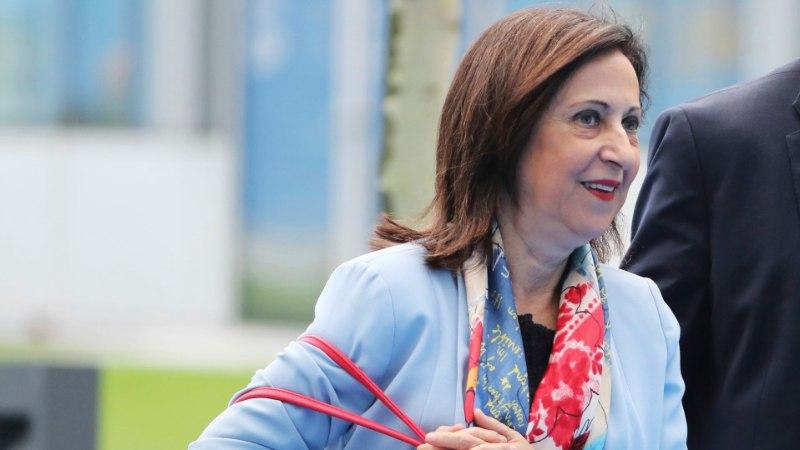 Hispaania kaitseminister avaldas raketi laskmise üle kahetsust