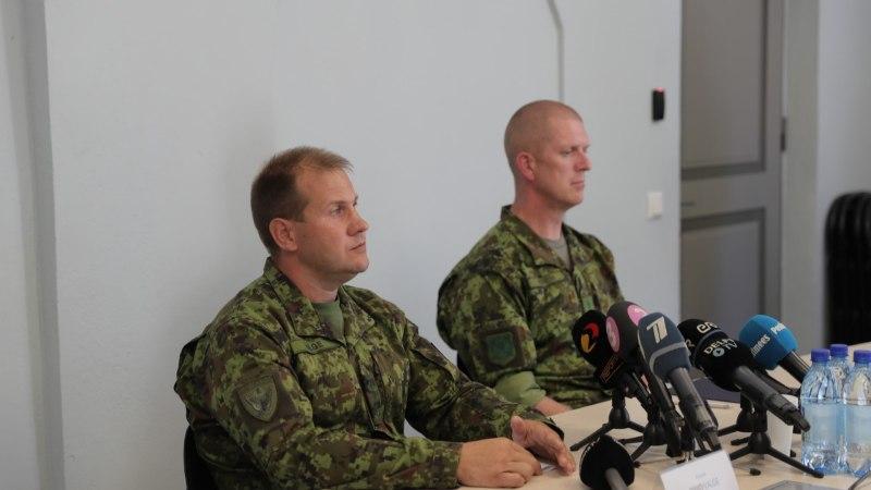 """ВВС Эстонии: место взрыва выпущенной по ошибке боевой ракеты """"воздух-воздух"""" установлено с вероятностью в 95%"""