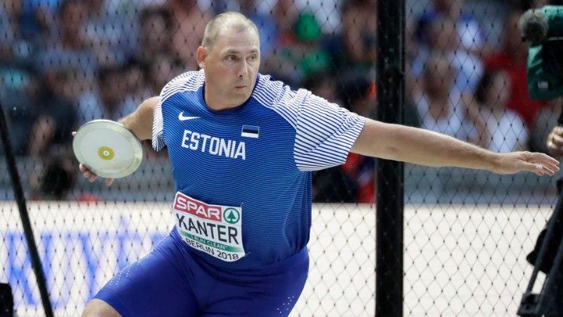 NII SEE JUHTUS | Kergejõustiku EM 08.08: Kanter alistas karjääri viimasel tiitlivõistlusel Hartingu, kuid jäi medalita