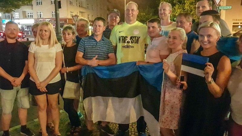 Gerd Kanter askeldab juba kinnisvaraturul ja ihkab Eesti sporti paremale järjele aidata