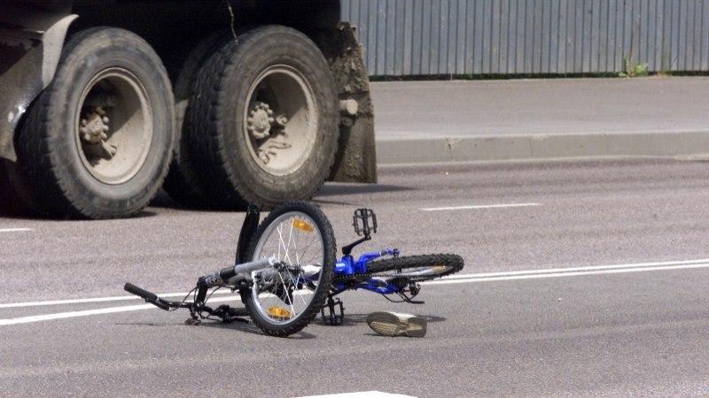 В Таллинне погиб 13-летний велосипедист