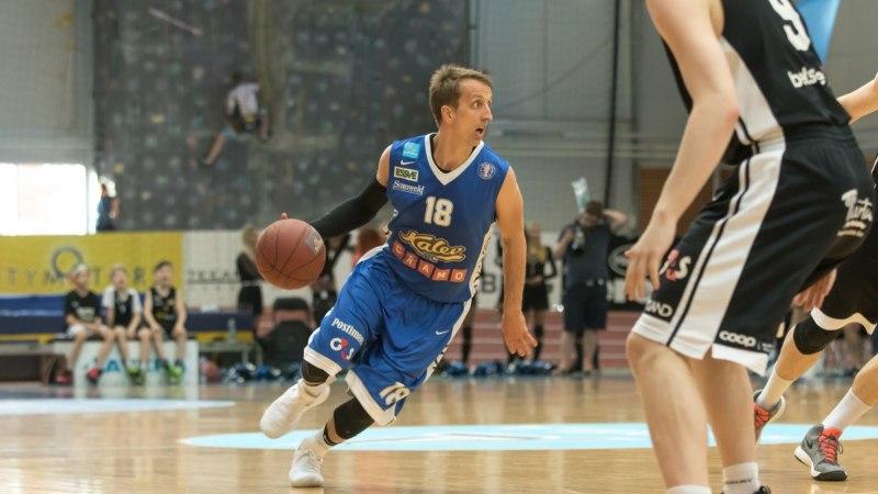 Selgus Eesti-Läti korvpalli ühisliiga meeskondade arv*, tiime algselt loodetust vähem