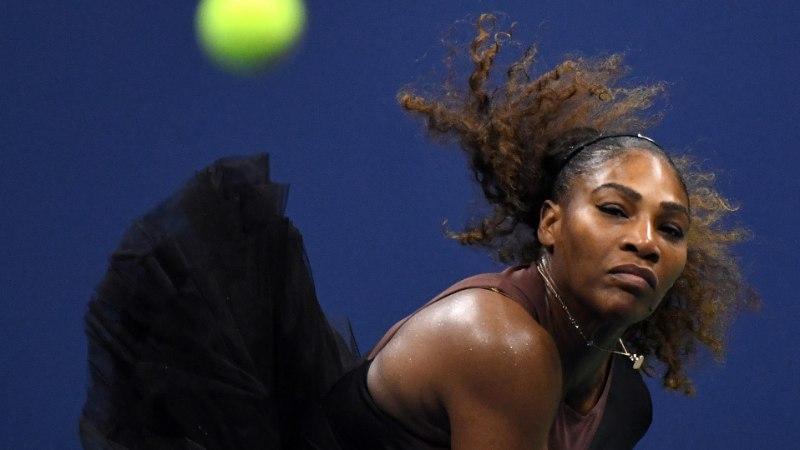 Serena Williams kiitis Kaia Kanepit: ta teab, kuidas mänge võita