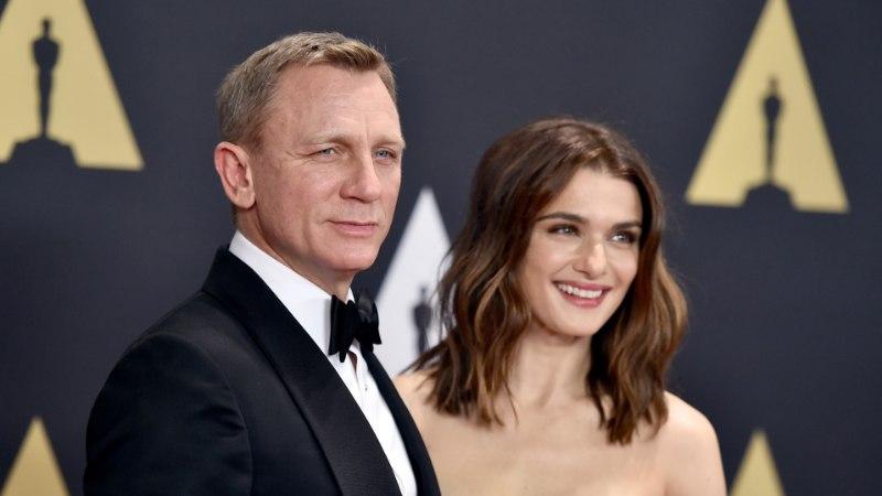 PALJU ÕNNE! Daniel Craig ja Rachel Weisz said esimese ühise lapse