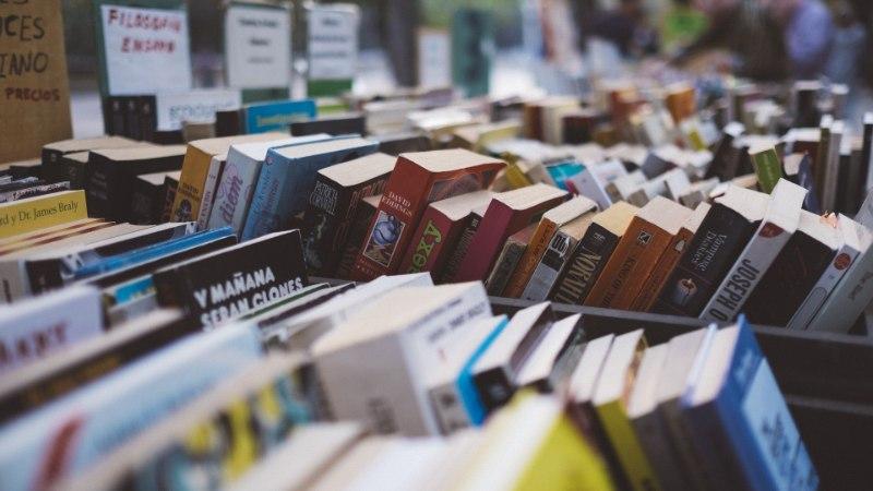 За лето эстонские студенты продали в США книг примерно на 10 миллионов долларов