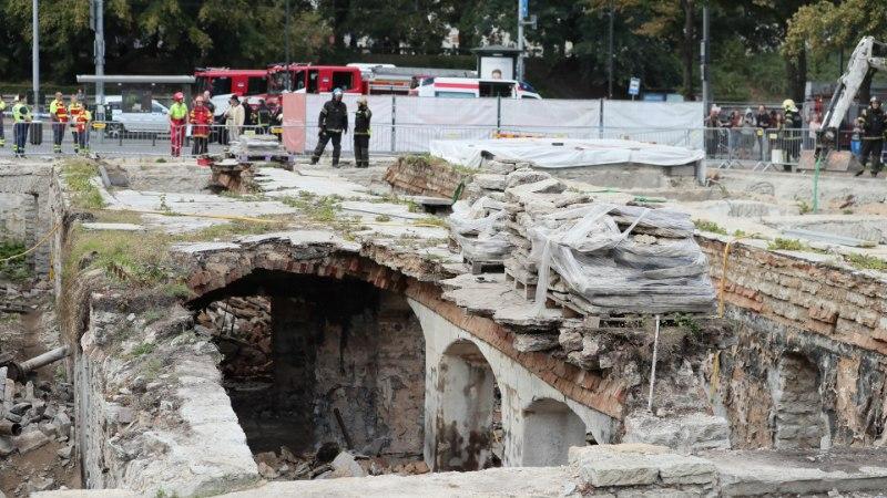 GALERII | Tammsaare pargis toimunud varingus hukkus inimene