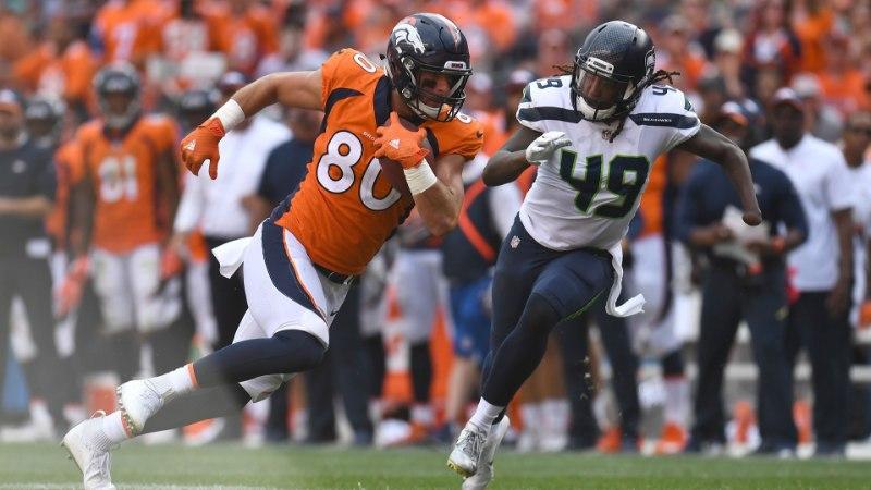 UNISTA SUURELT! Ühe käelabaga ameerika jalgpallur tegi NFLis debüüdi