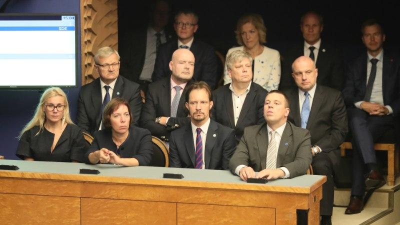 GALERII | Riigikogus algas selle koosseisu viimane sügisistungjärk