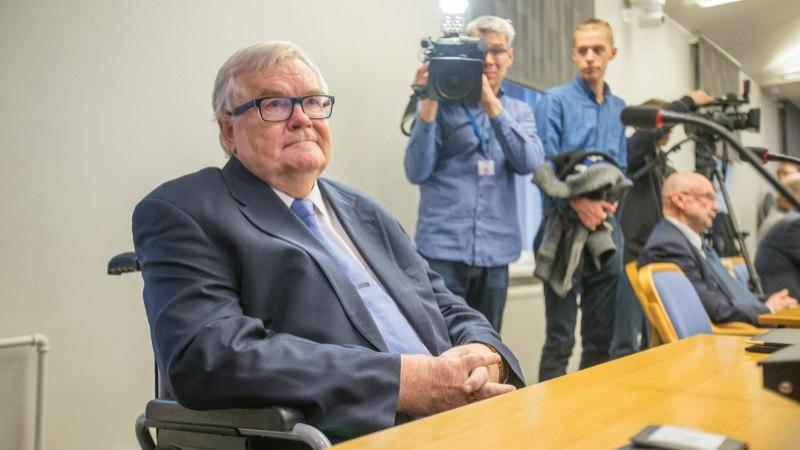 Эдгар Сависаар возвращается в Таллиннское горсобрание