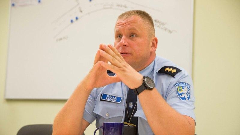Jõhvi politseijaoskonna juht lahkub alluvate ebaeetilise teo tõttu oma ametikohalt