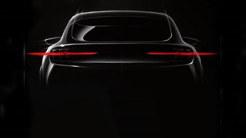 SAHINAL TULEVIKKU: millise elektriautoga hakkab ostjaid peibutama Ford?