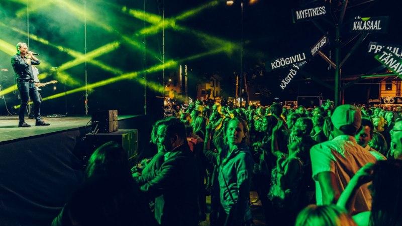 GALERII | 2 Quick Start ja Jüri Pootsmann meelitasid Ööturule üle 40 000 inimese