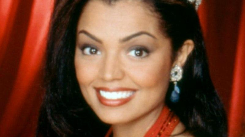Vähk murdis 1995. aasta Miss Universumi