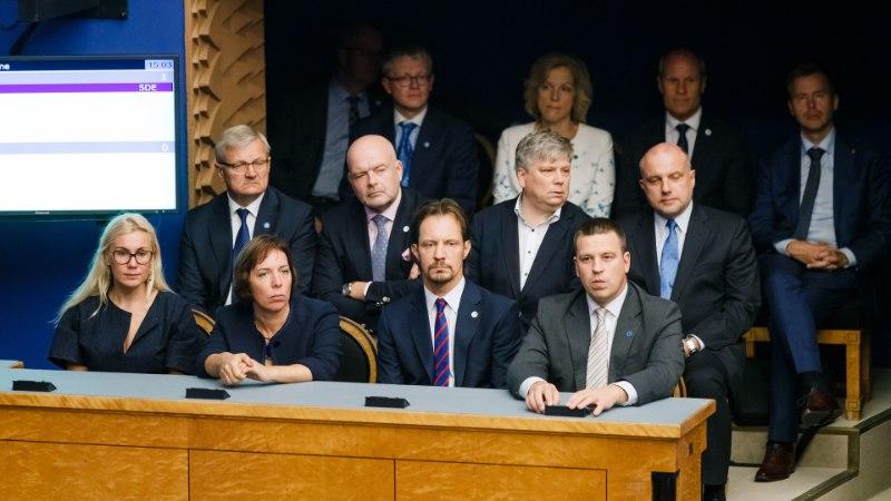 Algas riigikogu viimane sügisistungjärk
