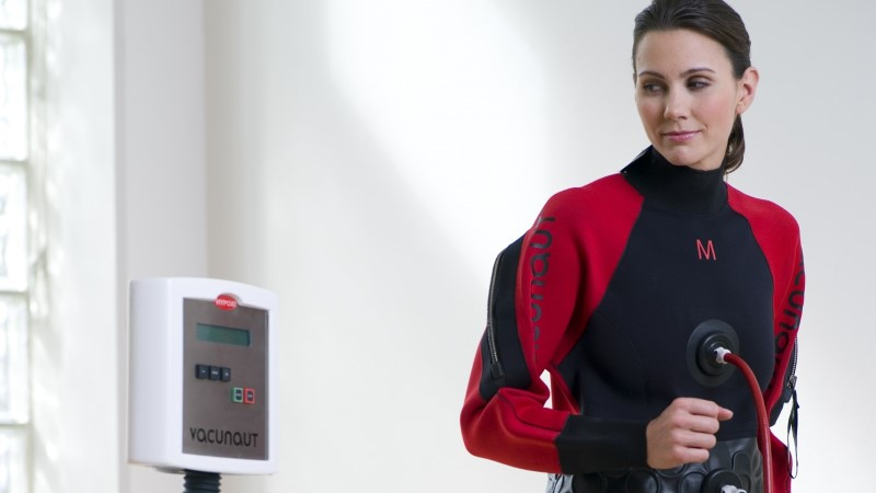 HYPOXI® treening – vaakumtehnoloogia suudab kehaga imet teha!