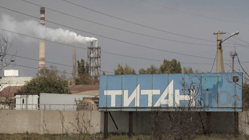 Украина пообещала любой ценой не пустить воду в Крым