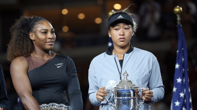 Серену Уильямс оштрафовали на 17 тысяч за скандал в финале US Open