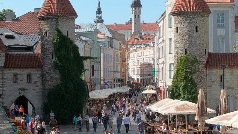 Taavi Aas | Turismimaks teeb Tallinna ilusamaks