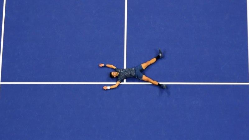 MÄETIPUST TAGASI TENNISETIPPU! Novak Djokovic ammutas inspiratsiooni Alpidest