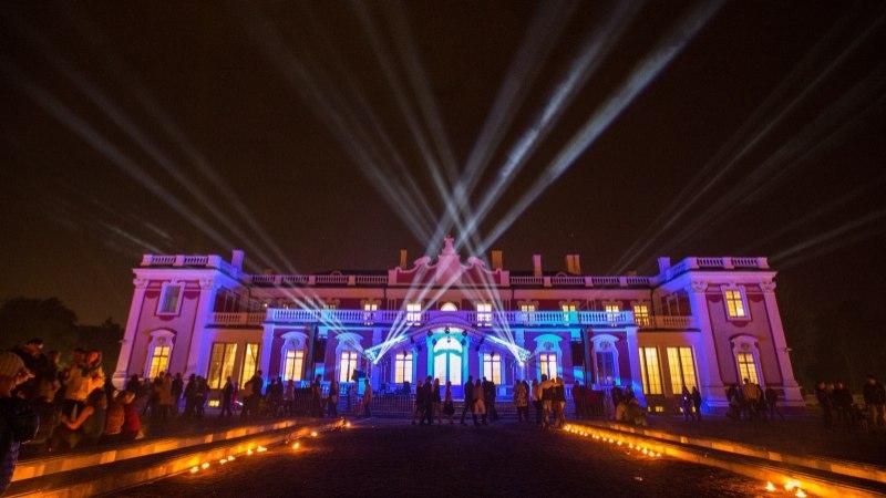 Festival Valgus Kõnnib laieneb Kadriorust vanalinna