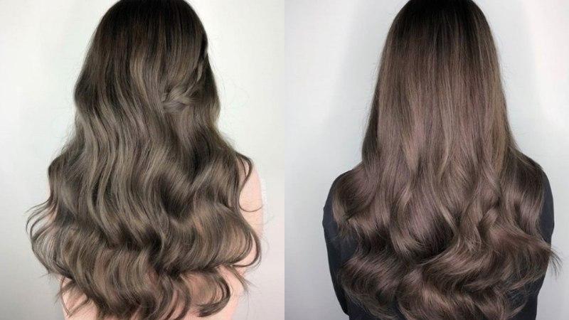 Почему стоит выбрать шоколадный цвет волос на осень 2018