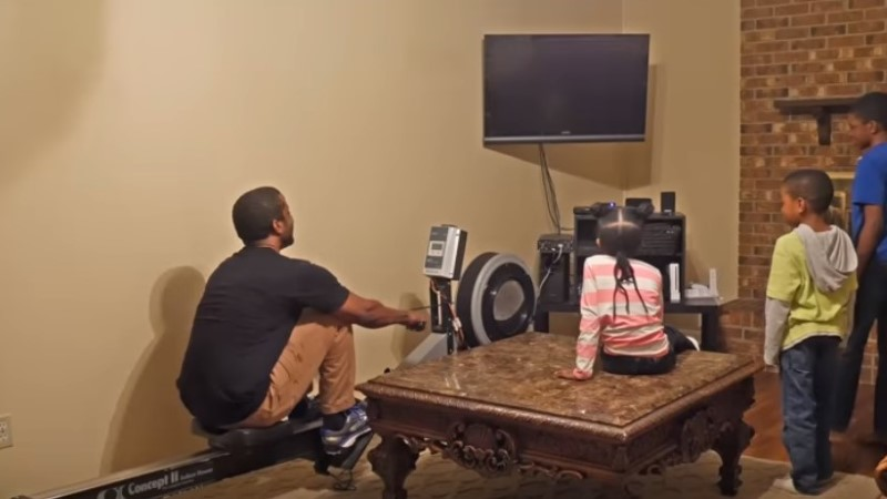 KAVAL NIPP: isa leiutis sunnib lapsi videomängu mängimiseks sporti tegema
