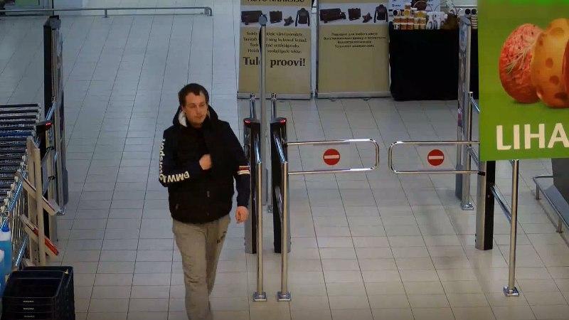 VIDEOD | Politsei tuvastab mehi, keda kahtlustatakse röövimistes