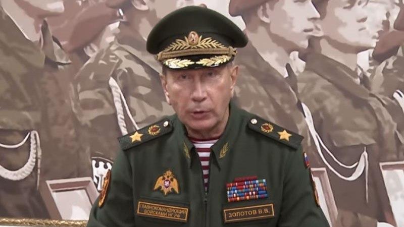 Глава Росгвардии вызвал Навального на дуэль (ВИДЕО)