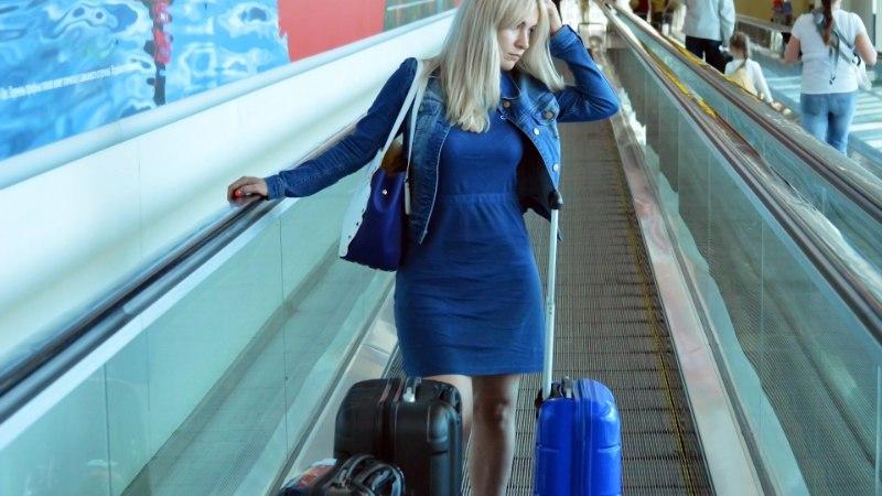 PARDALE VAID PAMBUKESEGA: lennufirma kärbib kõvasti käsipagasi mahtu