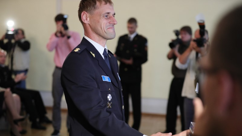 GALERII | Loe, milliste kangelastegude eest said elupäästjad medalid!