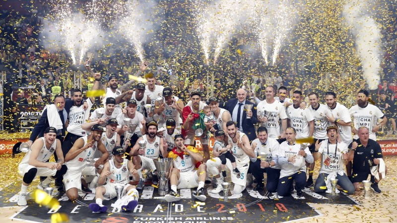 Korvpallihooaeg tootis Madridi Realile peaaegu 30 miljonit eurot miinust!