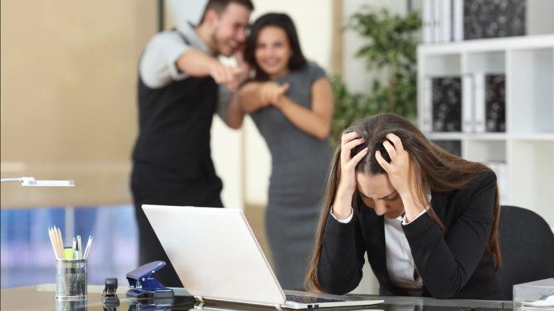 ÜLESKUTSE   Jaga oma lugu, kas sind on töökohal kiusatud?