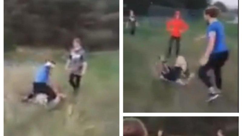 Mustamäel peksid noored pealtvaatajate ja kaasalööjate keskel üht poissi