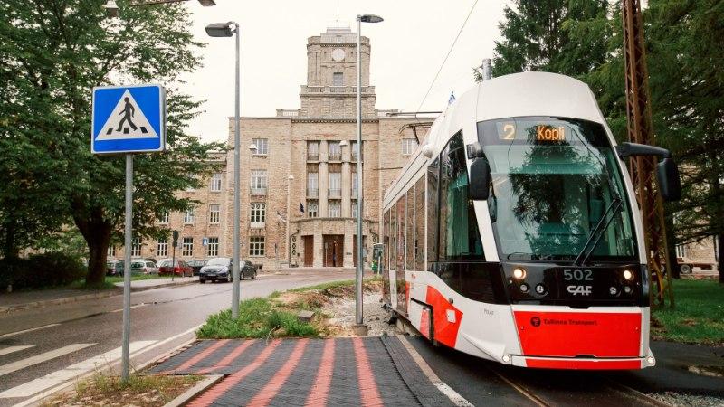 На один день общественный транспорт Таллинна станет бесплатным для всех