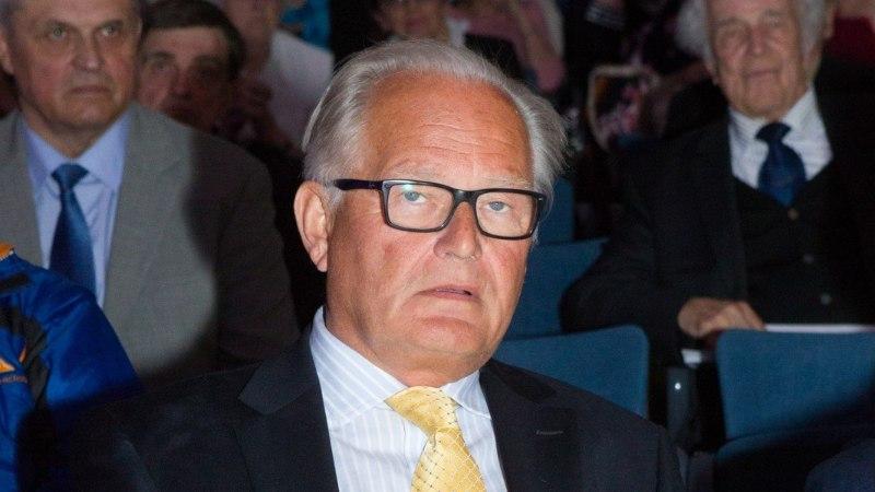 """Jaan Männik loobus ootamatult EKREst: lapsed ütlesid, et peavad kuulma jutte """"Su isa on rassist!"""""""