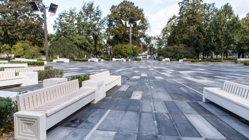 GALERII | Vaata, milline näeb välja taasavatud Tammsaare park