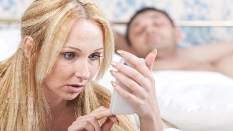 KAS SEE ON PETMINE: naine tabas mehe väga vallatul hetkel...