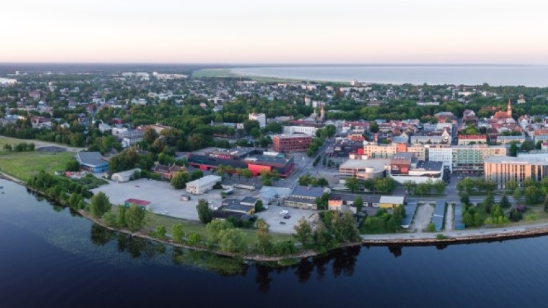 Pärnu paneb Tartu ja Viljandiga seljad kokku
