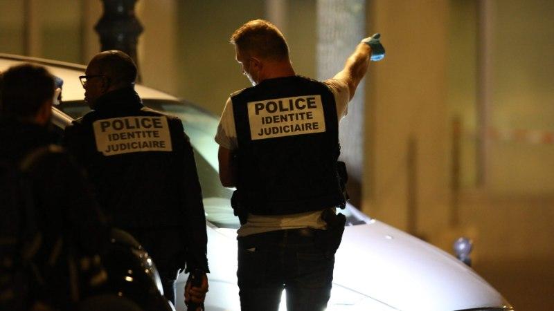 Prantsusmaal sõitis auto rahva sekka, on kannatanuid