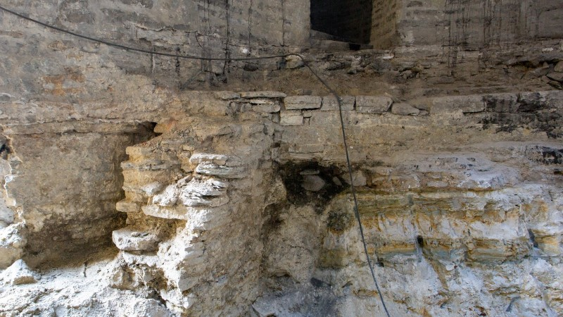 Фото: под башней Толстая Маргарита обнаружена удивительная находка