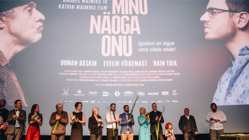 """TV3 näitab täna õhtul Roman Baskini mälestuseks filmi """"Minu näoga onu"""""""