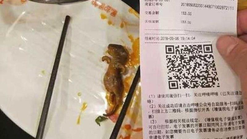 Мертвая крыса в супе обошлась китайской сети ресторанов в 190 млн долларов