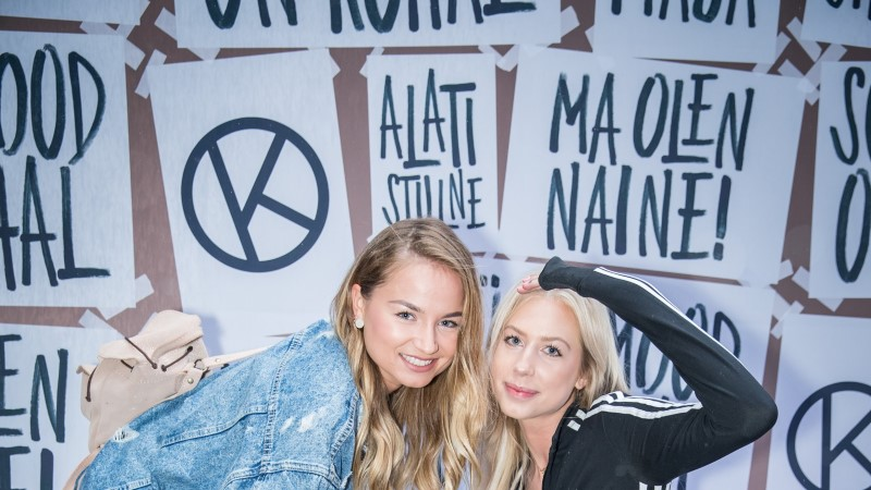 PILDID JA VIDEO   Mehed on muutunud eesti naiste jaoks luksusaksessuaariks, seega lähme välismaale!