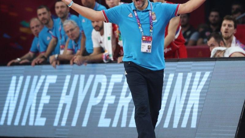 ÕL SERBIAS   Serblaste treener tõstis esile Eesti koondislaste füüsilist võimekust