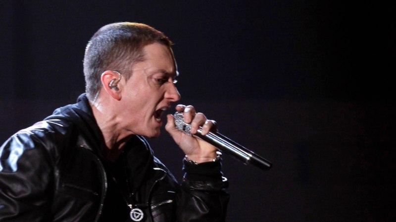KUULA | Eminem vastas Machine Gun Kelly väljakutsele äärmiselt tuliselt