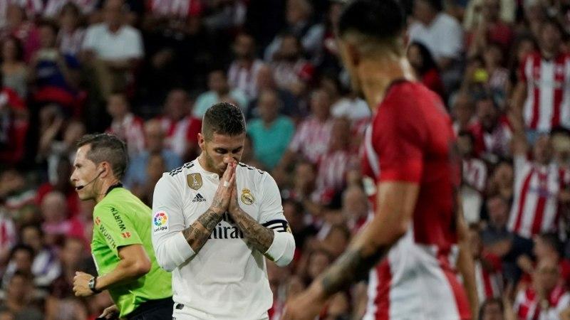 VIDEO | Real kaotas hooaja esimesed punktid, Barcelonast sai ainuliider